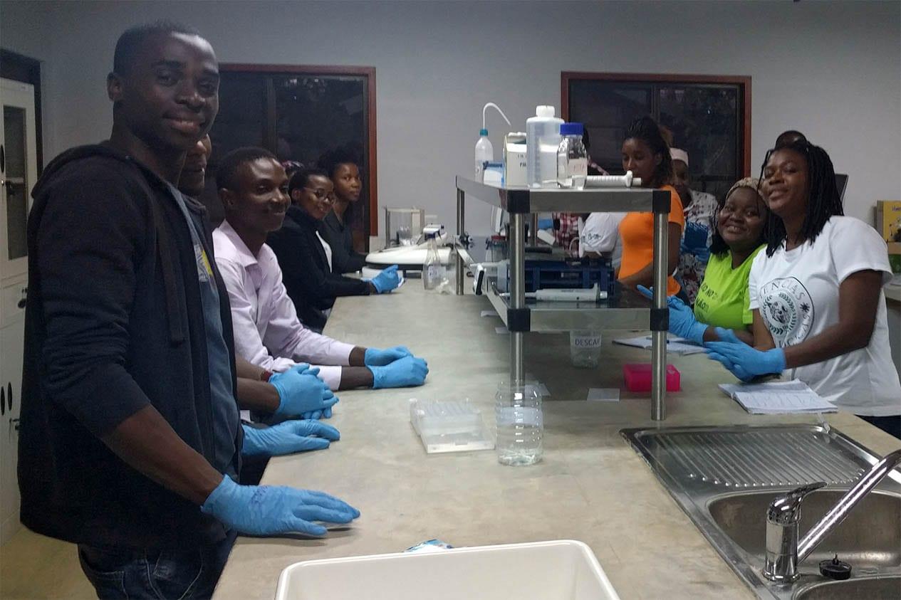 science, eo wilson lab