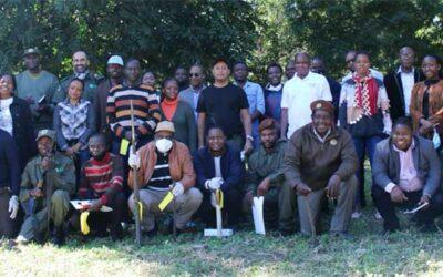 Preventing Wildlife Crime Through Training