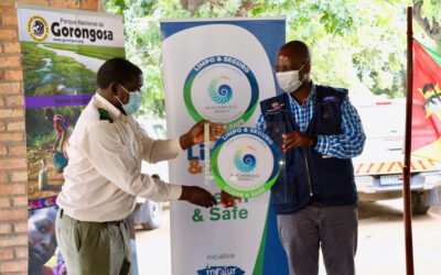 Gorongosa National Park – First Natural Conservation Areato earn Mozambique's Clean & Secure Seal