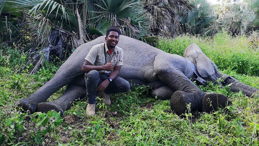 Dr Yane Nerantzoulis - GP, Conservation, Gorongosa National Park, Mozambique